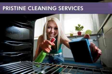 Pristine Cleaning Services - Oven Deep Clean - Save 60%