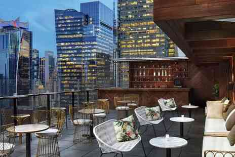 DoubleTree by Hilton Hotel New York - Unbeatable Location in Midtown with Spectacular NYC Views for two - Save 80%