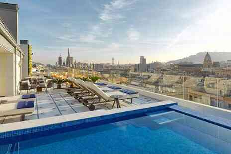 H10 Cubik - Cutting Edge Style in the Heart of Barcelona for two - Save 13%
