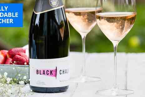 Black Chalk Wine - Vineyard tour & tasting for 2 in Hampshire - Save 31%