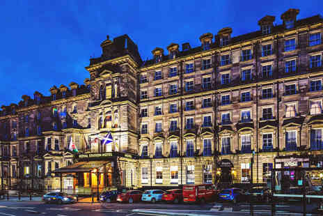 The Royal Station Hotel - A Newcastle Upon Tyne hotel stay for two people with breakfast - Save 35%