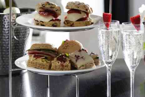 The Richmond Hotel - Afternoon Tea with Optional Glass of Prosecco for Two or Four - Save 34%
