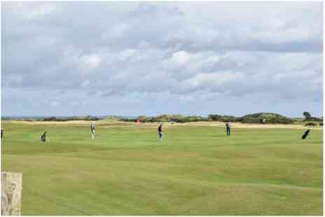 The Home of Golf St Andrews - Learn to Play Golf as a Family with Tuition and Game - Save 0%