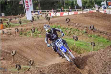 Virgin Experience Days - Yamaha Motorcross Experience Day - Save 0%