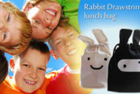 Silicon17 - Become a Super Mummy with these adorable Rabbit Drawstring Lunch Bags - Save 71%