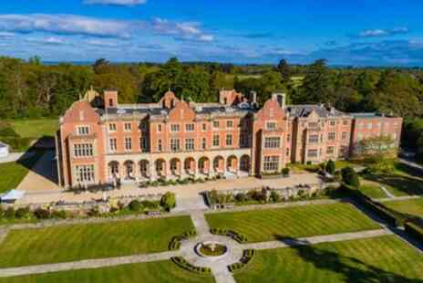 Easthampstead Park Hotel - Standard or Deluxe Double Room for Two with Breakfast - Save 19%