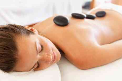 Amy Sargeant Specialist Beauty Clinic - One Hour Hot Stone or Aromatherapy Massage - Save 0%
