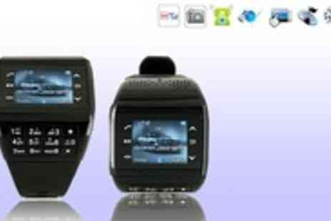 Bluebud - Super cool Smartphone Watch - Save 74%