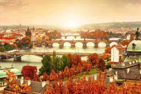 Prague Marriott Hotel - Elegant Stay at Modern Hotel in Prague City Centre for two - Save 0%