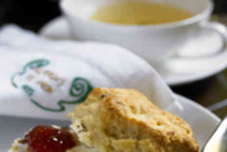The New Forest Perfumery - Scones, Jam and Cream with Tea for Two - Save 59%