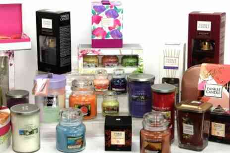 Yankee Bundles - Candle mystery deal - Save 50%