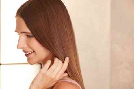 D&G Hair Salon - Brazilian Blow Dry - Save 58%