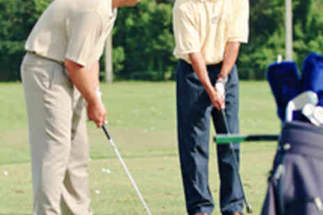 Cherry Burton Golf Club - Two One to One Golf Lessons with PGA Professional - Save 59%