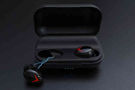 Magic Trend - Pair of wireless earbuds pro - Save 84%