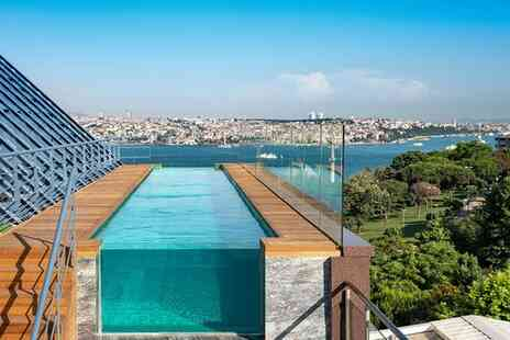 The Ritz Carlton Istanbul - Luxurious Interiors with Indulgent Dining - Save 0%