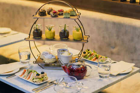 The Chilworth - Afternoon tea for two people with a glass of Prosecco each - Save 59%