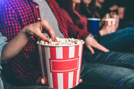Premier Cinemas - Two cinema tickets and popcorn to share - Save 57%