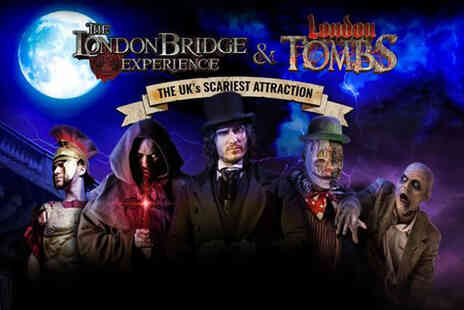 The London Bridge Experience - Adult or child ticket - Save 51%