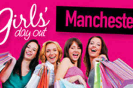 The Girls Day Out Show - Ticket to the Girls Day Out Show in Manchester on 7th or 9th Sept 2012 - Save 50%