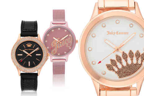 Brand Arena - Womens Juicy Couture watch - Save 82%