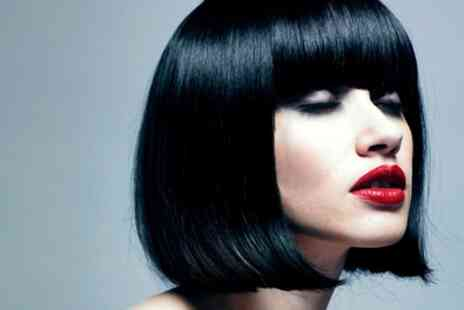 Pixies Hair Salon - Keratin Smoothing Treatment with Optional Wet Cut and Blow Dry - Save 1%