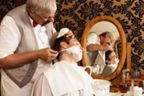 NR1 Turkish Barber - A traditional Turkish hot shave and style - Save 68%