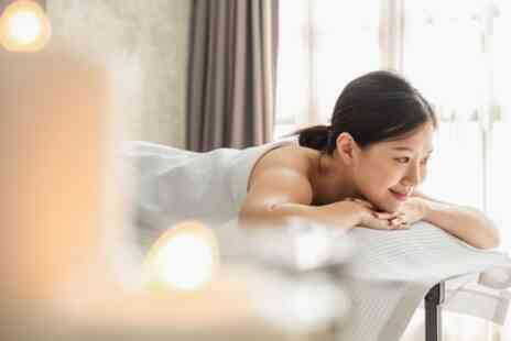 Bodyjoy Massage and Beauty Services - 30 Minute Massage with Facial or 60 Minute Massage - Save 74%