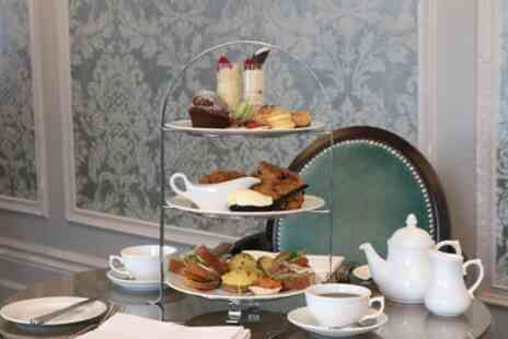 Best Western Clifton Hotel - Traditional or Seasonal Afternoon Tea for Two or Four - Save 31%