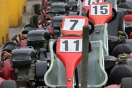 Karttrak Cromer - 20 Minutes of Go-Karting - Save 57%