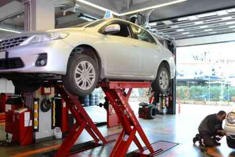 London Motor Sports - Complete Vehicle Health Check Up or Minor Service - Save 46%