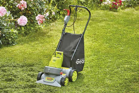 CJ Offers - Garden gear push vacuum and blower - Save 37%