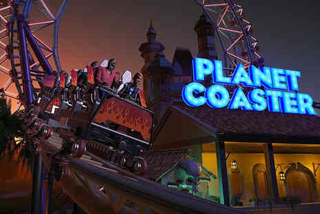 Software Giants - Digital download of Planet Coaster for your PC - Save 23%