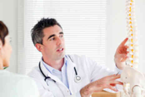 The Pim Health Clinic - Chiropractic Consultation Treatment and Massage - Save 58%