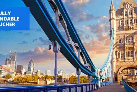 The Tower - Four star stay near Tower Bridge - Save 64%