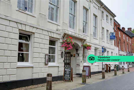 Best Western The George Hotel - A Lichfield stay for two people with breakfast - Save 45%