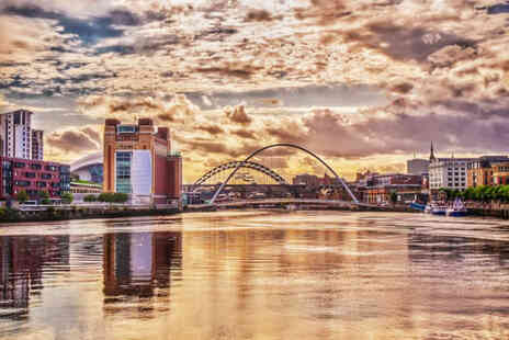 Maldron Hotel Newcastle - Newcastle upon Tyne stay for two people with breakfast - Save 33%