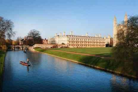 Footprints Tours - Private London To Cambridge & Ely Cathedral by Cambridge University Alumni - Save 0%