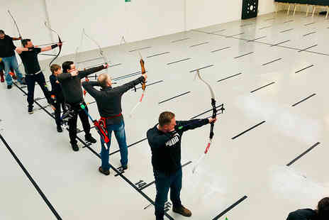 Indoor Archery - One hour indoor archery session for one - Save 56%