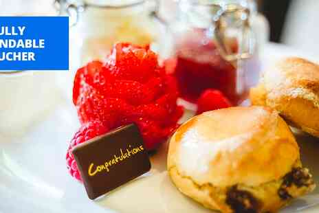 Chez Maw & The Valley Hotel - Afternoon tea for 2 in Shropshire - Save 45%