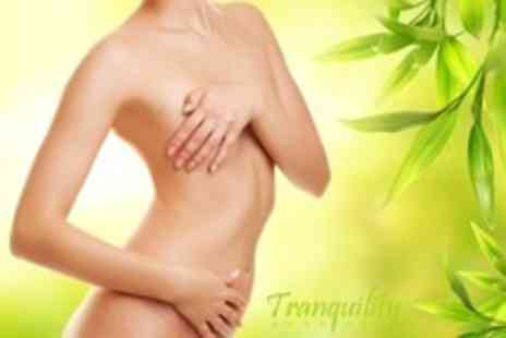 Hair Location - Three Laser Lipolysis Sessions - Save 82%