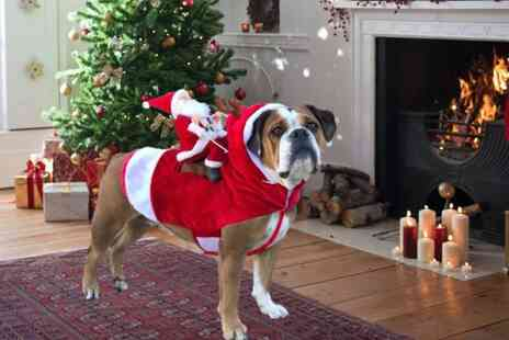 hey4beauty - Dog Christmas outfit - Save 0%