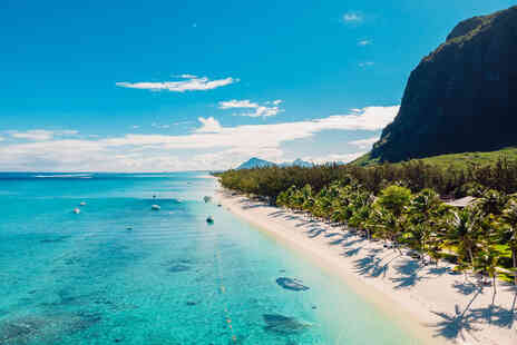 Weekender Breaks - A Mauritius holiday with return flights from four airports - Save 0%