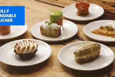 Craft Dining Rooms - Celeb chef afternoon tea for 2 - Save 46%