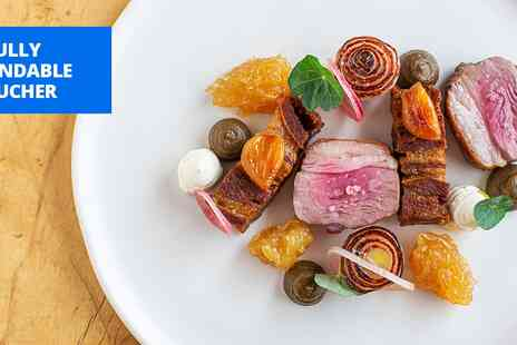 Craft Dining Rooms - Celeb chef meal for 2 in Birmingham city centre - Save 41%
