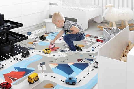 Yello Goods - Childrens traffic play mat - Save 70%