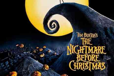 The Drive In at Troubadour Meridian Water - 50% Off tickets to see The Nightmare Before Christmas - Save 50%