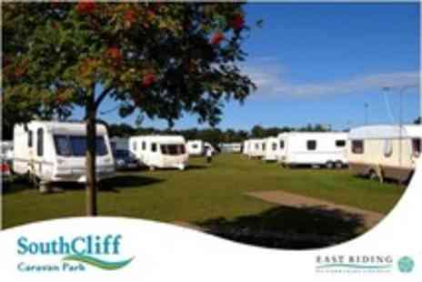 South Cliff Caravan Park - Two Night Camping Pitch With Electricity For Up to Five People - Save 83%