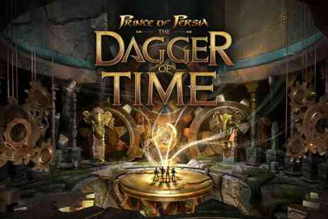 Virgin Experience Days - Prince of Persia The Dagger of Time VR Adventure for Two - Save 0%