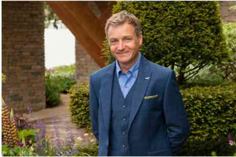 Virgin Experience Days - Exclusive Day at Wollerton Old Hall Gardens with Chris Beardshaw including Tour and Lunch - Save 0%
