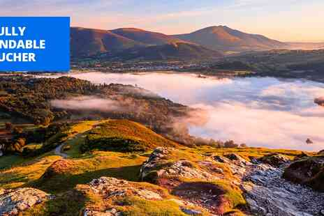 Leathes Head Hotel - Two nights Keswick stay including dinner & wine - Save 45%